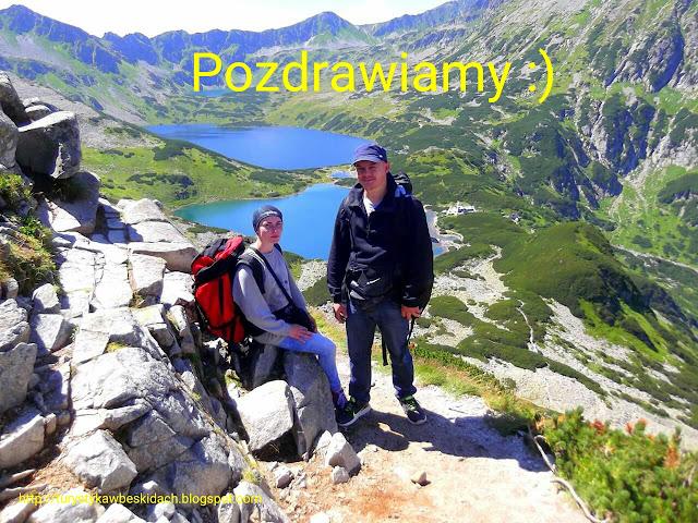 Miłośnicy Gór i Podróży  w Dolinie Pięciu Stawów Polskich i Nad Morskim Okiem