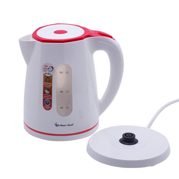 Ấm đun nước siêu tốc Elmich Smartcook 1,8L KES-0696