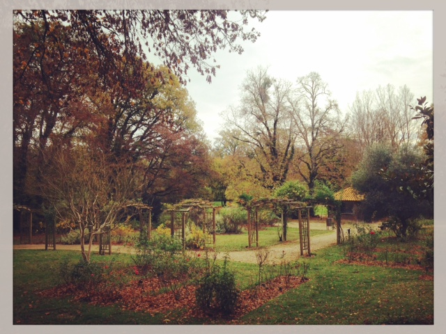 Ma poussetteà Paris Dormir dans les bois au Parc de la Belle # Dormir Dans Les Bois