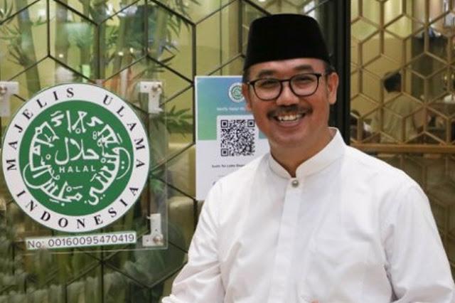 Lukmanul Hakim, Stafsus Wapres Maruf Amin Berstatus Terlapor Pungli Sertifikasi Halal