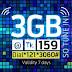GP 3GB Internet 159 TK
