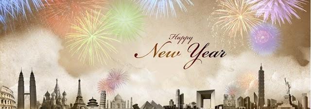 new year facebook updates