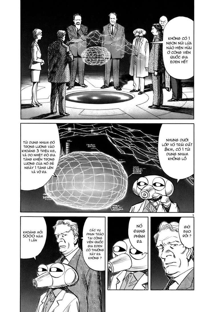 Pluto chapter 61 trang 11