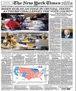 The New York Times Magazine 5 November 2020 | The New York News | Free PDF Download