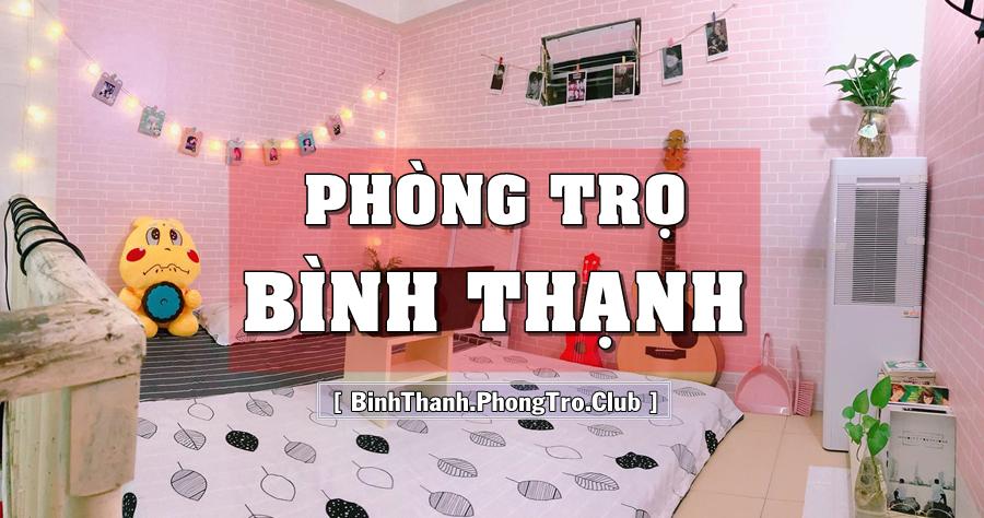 Nhóm phòng trọ cho sinh viên ĐH Văn Lang cơ sở quận Bình Thạnh