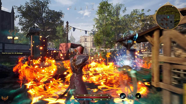 รีวิวเกม PC แนว MMORPG ผจญภัย 1