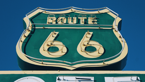 Barstow California Route 66
