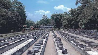 Candi Surowono Peninggalan Kerajaan Majapahit di Kediri