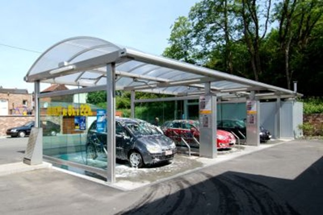 Business plan of car wash