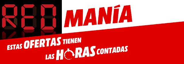 Top 10 ofertas Red Manía de Media Markt