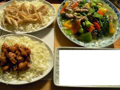 鶏せせりあんかけ炒め煮 ぼんじり(惣菜) 軟骨ごま油炒め