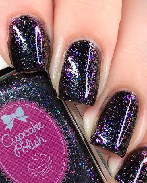 Cupcake Polish Aurora Borealis 25 Sweetpeas