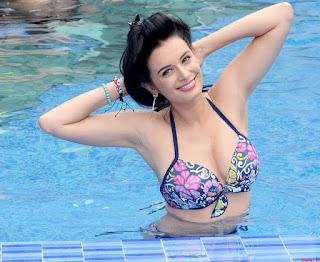 Evelyn Sharma in Bikini Pictureshoot Spicy Pics