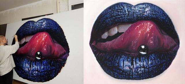 Girlboss interview met kunstenares Maudy Alferink realistische schilderijen fashion olieschilderij inspirerend verhaal blog