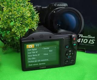Kamera Prosumer Canon SX410IS Bekas
