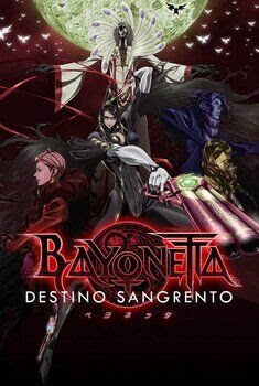 Bayonetta: Destino Sangrento Torrent - WEB-DL 1080p Dual Áudio
