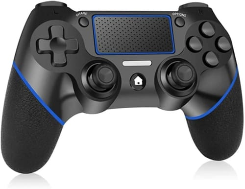 Review ANVWW PS4 Dual Vibration Wireless Controller