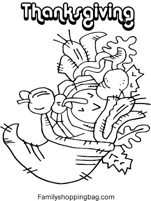 7 Picture for Thanksgiving Coloring Pages >> Disney