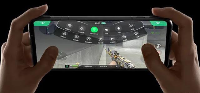 gadgets and widgets, black shark 3, black shark 3 Pro, black shark 3 Pro trigger