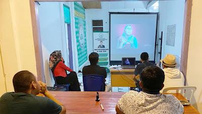 Gelar Nobar Film Dokumenter 'KPK End Game', LBH Kasasi Sultra: Film itu Menceritakan Pelemahan KPK