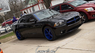 Dodge Charger Pitch Black