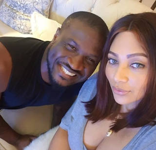 Peter Okoye And Wife, Lola, Celebrate 6th Wedding Anniversary