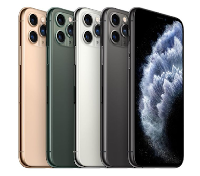 Review iPhone 11 Pro (4GB/512GB)