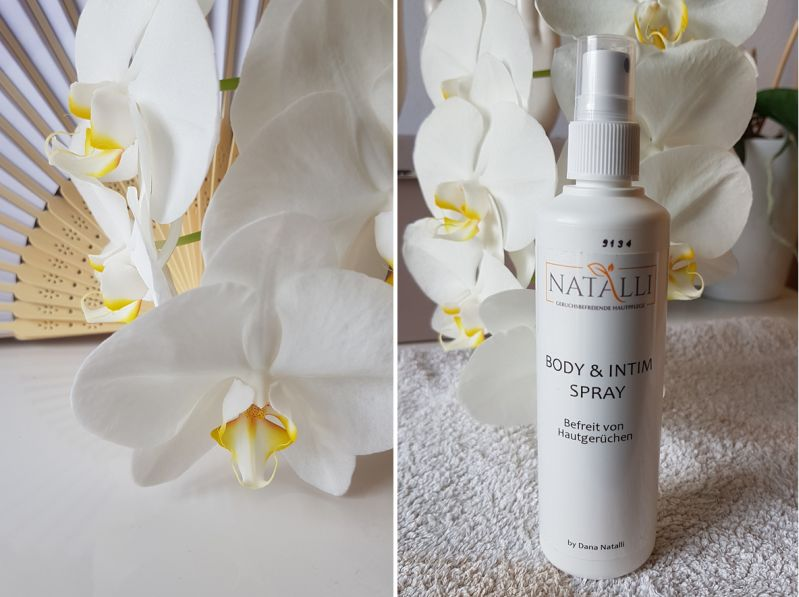 Natalli Body Spray
