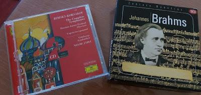 zwei CD-Cover