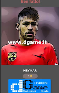 Soluzioni Football Player - Guess Quiz livello 19