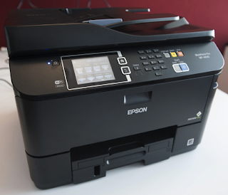 Epson WF-4630 Driver Download and Review 2016