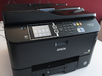 Epson WorkForce Pro WF-4630 Driver Download, Review 2019