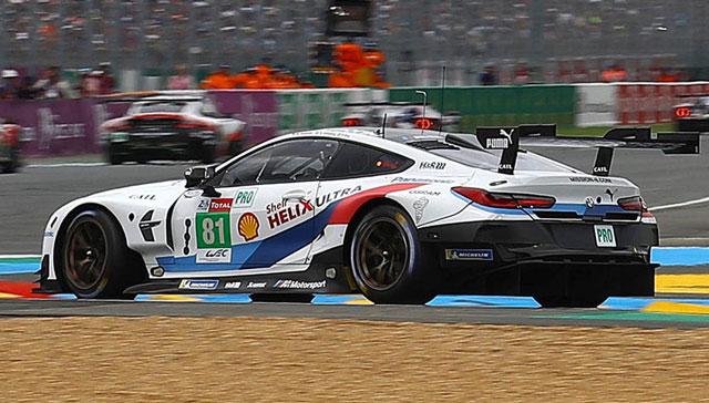 """صور BMW is preparing for a 24-hour race at """"Le ..."""