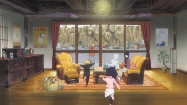 Makanan Favorit Keluarga Uzumaki Naruto