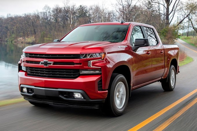 2021 Chevrolet Silverado Pickups to Choose From