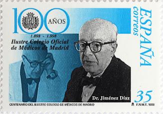 CENTENARIO DEL ILUSTRE COLEGIO OFICIAL DE MÉDICOS DE MADRID