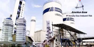 Pabrik Oxygen PT Anaka Gas Indonesia Samator Group