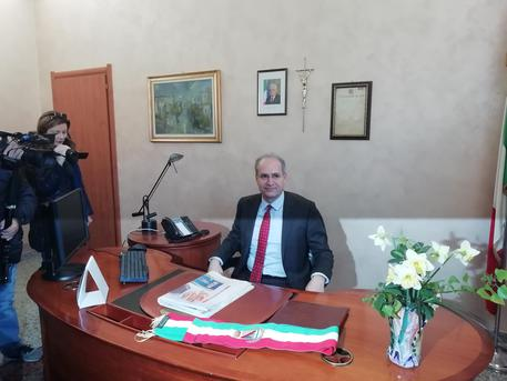 Paolo Mascaro a furor di popolo è stato riconfermato Sindaco