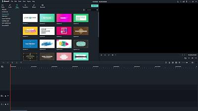 Aplikasi video editing yang sangat mudah dipelajari