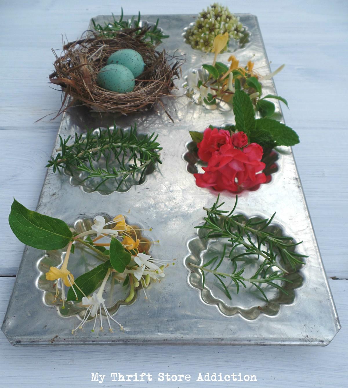 farmhouse seed tray