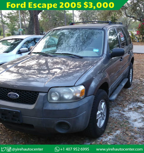Ford Escape 2005 - Yireh Auto Center