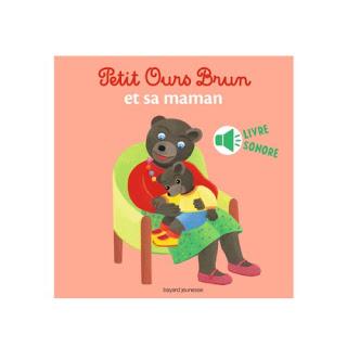 Petit Ours Brun et sa maman - livre sonore - Editions BAYARD JEUNESSE