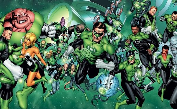Seth Grahame-Smith será o Showrunner da série !!'Lanterna Verde'!! do HBO Max