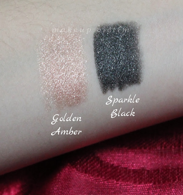 swatches matite Red Queen Pupa Milano