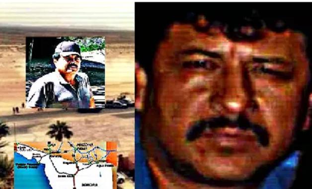 El Chapo y el Mayo pusieron a Gustavo Inzunza Inzunza El Macho Prieto