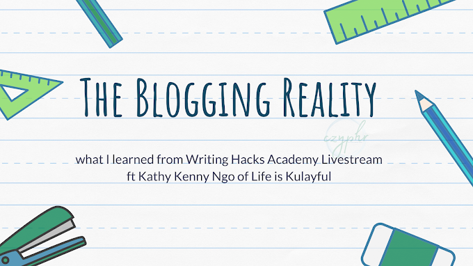 The Blogging Reality | Lifestyle 2020