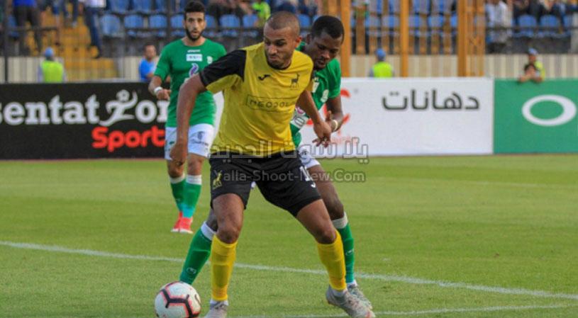 مواجهة الاتحاد السكندري ووادي دجلة تنتهي بالتعادل الاجابي هدف لمثله في الدوري المصري