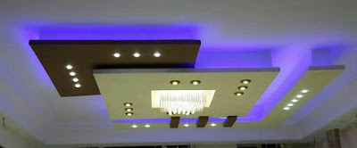 Latest 60 Modern false ceiling designs gypsum board ceiling designs for living rooms 2020