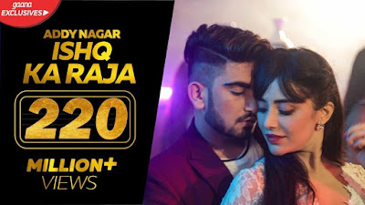 Ishq Ka Raja Song Lyrics - Addy Nagar