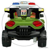 Motor Mainan Aki Elite 005Q SUV